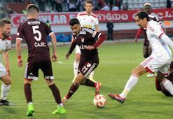 Elazığspor-Sivasspor: 1-1