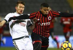 Gençlerbirliği- Atiker Konyaspor: 2-1