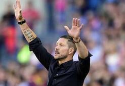 Diego Simeone Atletico Madridden Chelseaye gitmek için izin aldı