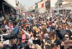 8. Alaçatı Ot Festivali 200 bin kişiyi ağırladı