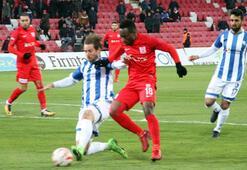 Balıkesirspor Baltok-Büyükşehir Belediye Erzurumspor: 2-0