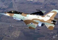 İsrail bunu da yaptı Sahibinden ikinci el F-16 savaş uçağı