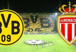 Dortmund Monaco maçı hangi kanalda saat kaçta