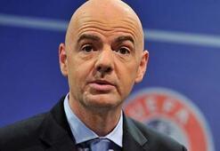 İngiltere, FIFA başkanlığı için Infantinoyu destekleyecek