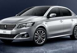 Peugeot 301den 393 bin adetlik satış