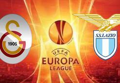 Galatasaray Lazio maç sonucu: 1-1