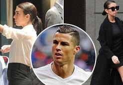 Ronaldonun sevgilisine büyük şok İşinden oldu...