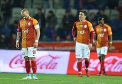 Galatasaray 4. olursa yandı