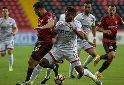 Gaziantepspor - Gençlerbirliği: 0-1