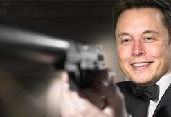 Elon Musk şimdi de alev silahı üretecek
