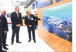 9 milyar yatırıma Aliyev'den destek