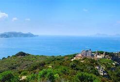 İtalyanın yasaklı seks adası Zannone