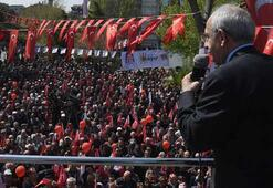 Kılıçdaroğlu: Çatlasalar da patlasalar da cevap vermeyeceğim