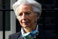 Lagarde, yeniden IMF Başkanlığına seçildi