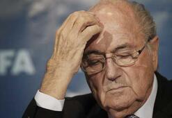 Blatterden ilginç savunma