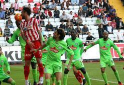 Antalyaspor-Çaykur Rizespor: 2-1