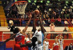 Hatay Büyükşehir Belediyespor-Mersin Büyükşehir Belediyespor: 73-66
