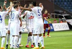 Ç.Rize, Trabzonu 2 golle geçti