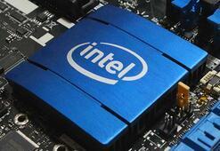 Intelin dördüncü çeyrek geliri arttı