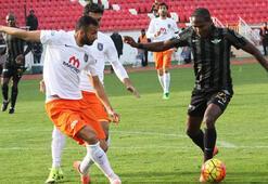 Akhisar Belediyespor-Başakşehir: 0-0