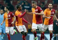 Erlebnisreiches Spiel von Galatasaray