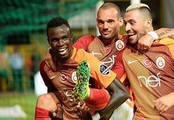 Galatasarayda Bruma, Sneijder ve Carole satış listesinde