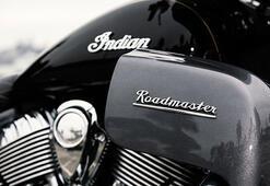 Efsane motosikler Indian EXPOda
