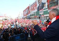 Başbakan Yıldırım: Türkiyenin güçlü yönetime ihtiyacı var