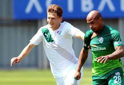 Bursaspordan genç takıma 2 gol