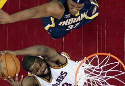 Cavaliers play-offlara galibiyetle başladı