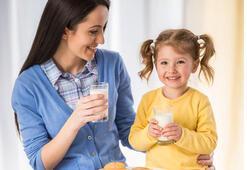 Çocuklarda laktoz intoleransına karşı süt
