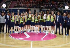 Dinamo Kursk - Fenerbahçe: 77-63