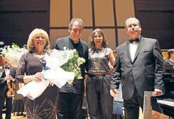 Ünlü piyanistten kansere karşı konser
