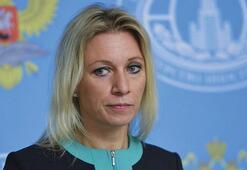 Zaharova: Türkiye'nin uçağımızı düşürmesine inanamadık