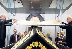 Eyüp Sultan'da  'Başkan' sloganları