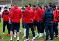Trabzonspor, Osmanlıspor maçı öncesi kadro sıkıntısı yaşanıyor