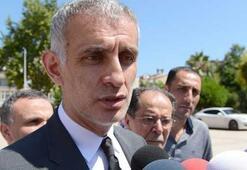 Hacıosmanoğlu ertelediği basın toplantısını yaptı