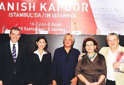'Çağdaş sanatın duayeni' İstanbul'da