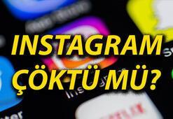 Instagram çöktü mü, Instagram neden çalışmıyor