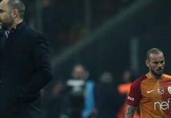 Galatasarayda Sneijder krizini bitiren o buluşma