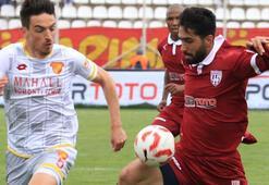 Bandırmaspor-Göztepe: 3-1