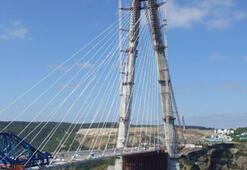3. köprüde son 150 metre