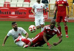 Sivasspor - Ümraniyespor: 0-0