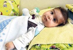 Selim bebeğin umudu ABD'den gelecek ilaçta