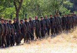 PKK çekilenlerin sayısını açıkladı