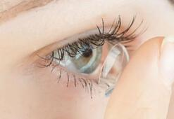 Tatilde kontak lenslere dikkat