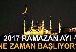 Ramazan ayı ne zamana denk geliyor Bayram tatili kaç gün