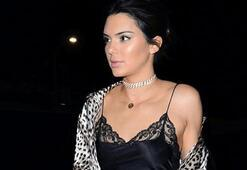 Gazetecilere Kendall Jenner sansürü