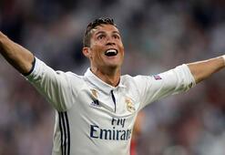 Cristiano Ronaldo rekor üstüne rekor kırıyor