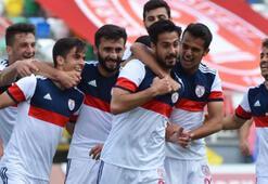 Altınordu: 2 – Boluspor: 0